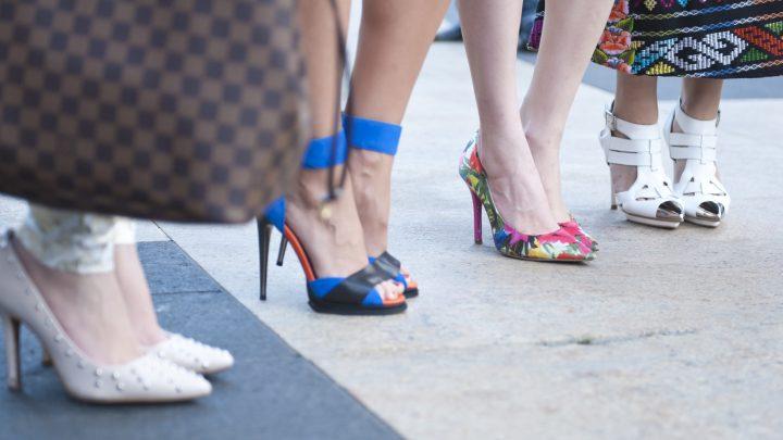 7 đôi giày dành riêng cho chị em làm việc văn phòng