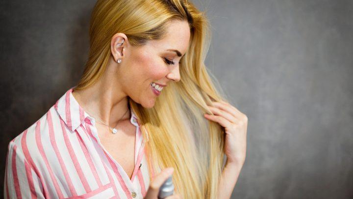 Bỏ túi ngay bí quyết xử lý với mái tóc dầu bị bết gây khó chịu