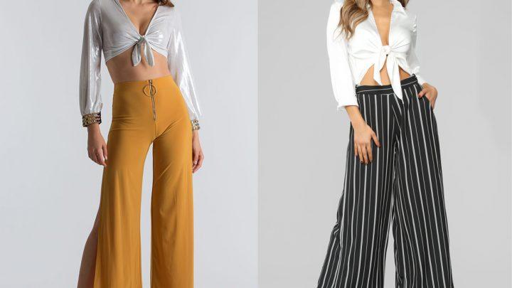 Các kiểu quần ống rộng mà mọi cô gái nhất định phải có