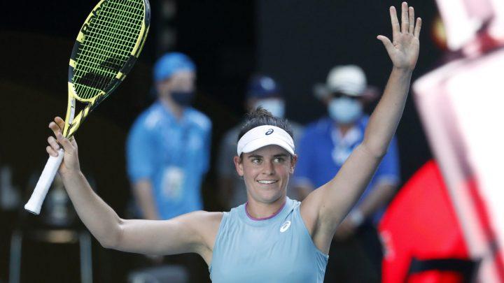 Chung kết Australia Mở rộng: Cuộc đối đầu giữa Osaka và Jennifer Brady