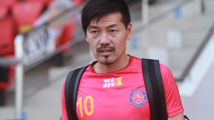 Tiền vệ Daisuke Matsui chấp nhận lời mời thi đấu cho Sài Gòn FC